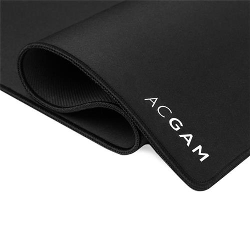 mouse-pads ACGAM P07 Precision Cloth Gaming Mouse Mat Washable 4mm Ultra Thick Extended Water-Resistant 35.4 Inch x 11.8 Inch - Black ACGAM P07 Precision Cloth Gaming Mouse Mat Washable 4mm Ultra Thick Extended Water Resistant 35 4 Inch x 11 8 Inch Black 1