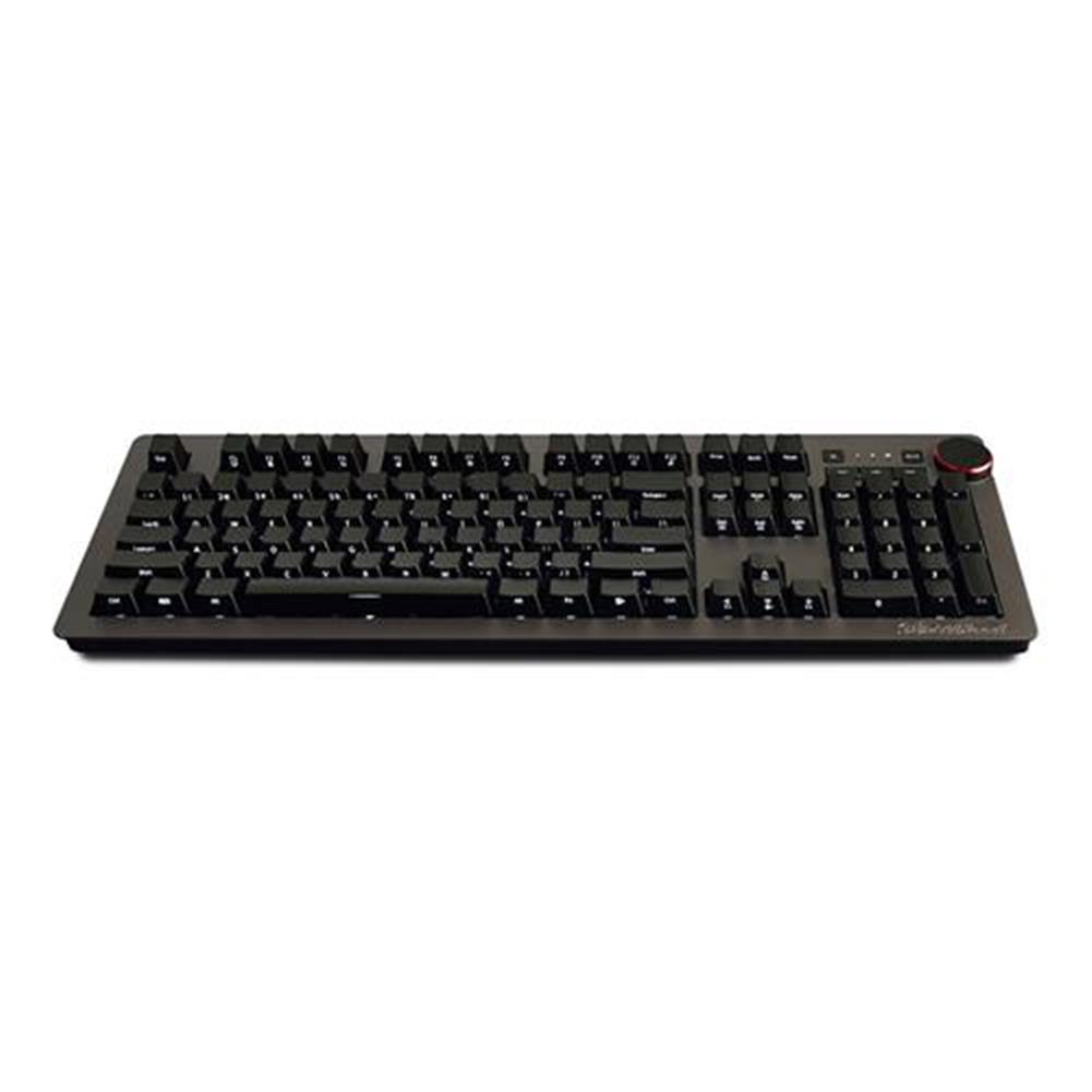 wired-keyboards Ajazz AK60 Wired Mechanical Gaming Keyboard Backlight Cherry Brown Switch 104 Classic Layout - Black Ajazz AK60 Wired Mechanical Gaming Keyboard Backlight Cherry Brown Switch 104 Classic Layout Black