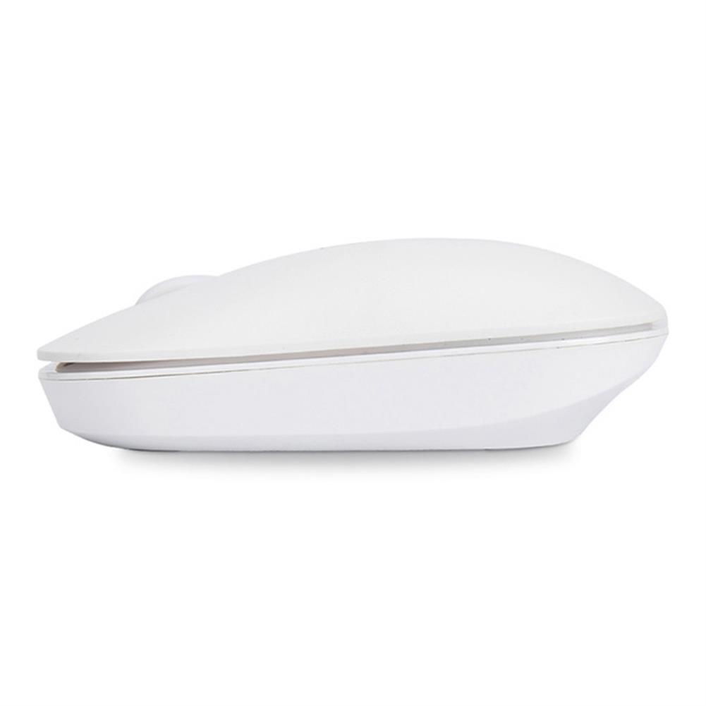 wireless-mouse-Ajazz I18 Wireless 2.4G Dual Mode Mouse Simple Mute Operation For Office Gaming Mouse - White-Ajazz I18 Wireless 2 4G Dual Mode Mouse Simple Mute Operation For Office Gaming Mouse White 1