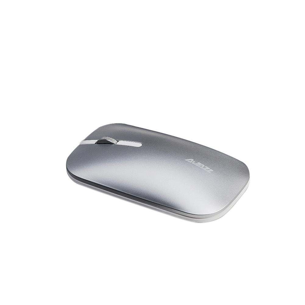 wireless-mouse-Ajazz I25T Bluetooth 2.4G Dual Mode Wireless Mouse Mute Thin Design - Silver-Ajazz I25T Bluetooth 2 4G Dual Mode Wireless Mouse Mute Thin Design Silver 2