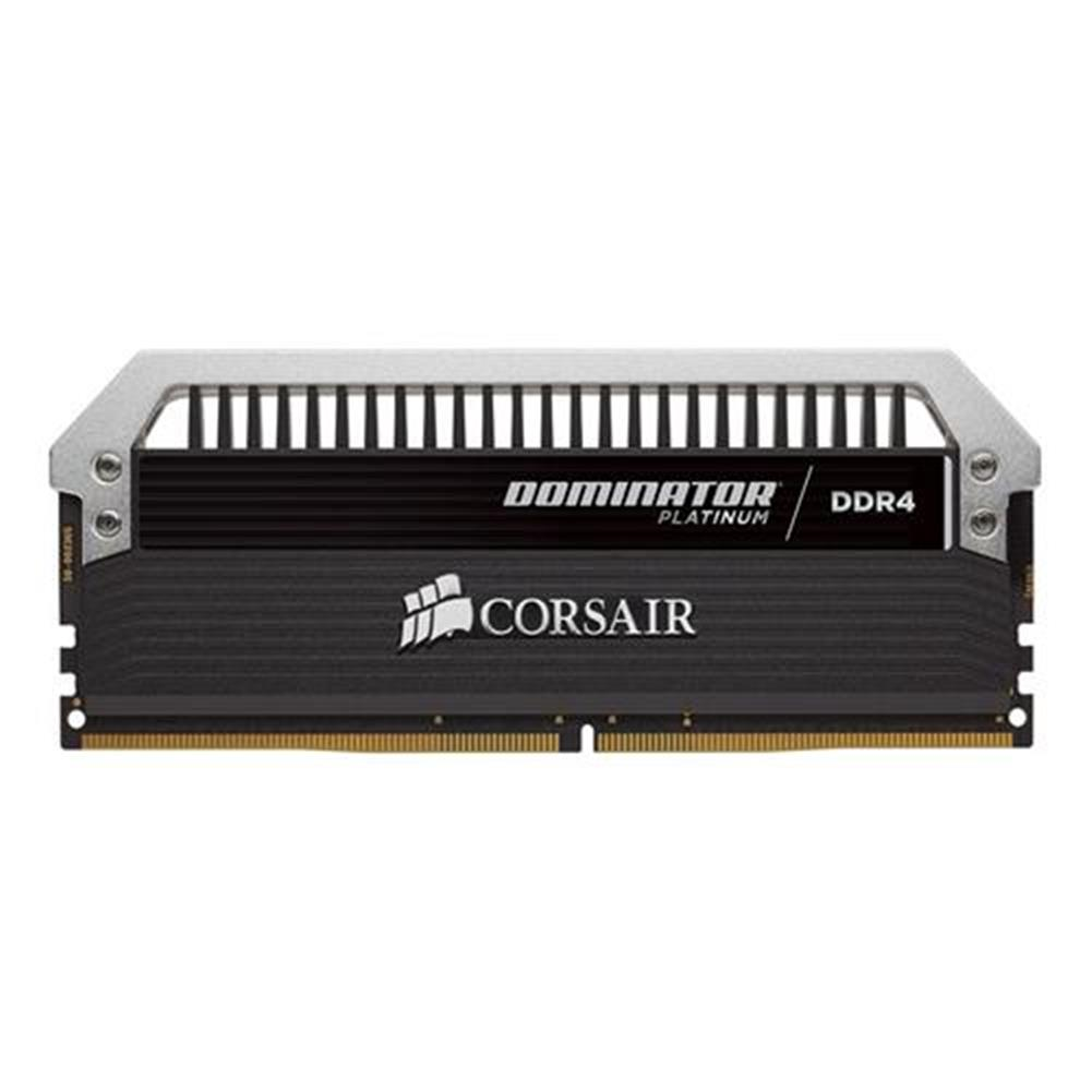 memory CORSAIR Dominator Platinum Series 2 x 16GB DDR4 Memory Modules DRAM 3000MHz C15 Memory Kit CMD32GX4M2B3000C15 - Black CORSAIR Dominator Platinum Series 2 x 16GB DDR4 Memory Modules DRAM 3000MHz C15 Memory Kit CMD32GX4M2B3000C15 Black