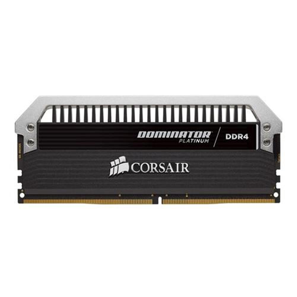 memory-modules-CORSAIR Dominator Platinum Series 2 x 8GB DDR4 Memory Modules DRAM 3200MHz (PC4-25600) C16 Memory Kit CMD16GX4M2B3200C16 - Black-CORSAIR Dominator Platinum Series 2 x 8GB DDR4 Memory Modules DRAM 3200MHz PC4 25600 C16 Memory Kit CMD16GX4M2B3200C16 Black