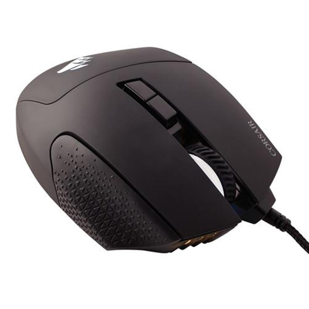 wired-mouse CORSAIR Scimitar RGB Pro Wired Gaming Mouse Backlit RGB LED 16000 DPI - Yellow Side Panel CORSAIR Scimitar RGB Pro Wired Gaming Mouse Backlit RGB LED 16000 DPI Yellow Side Panel 8