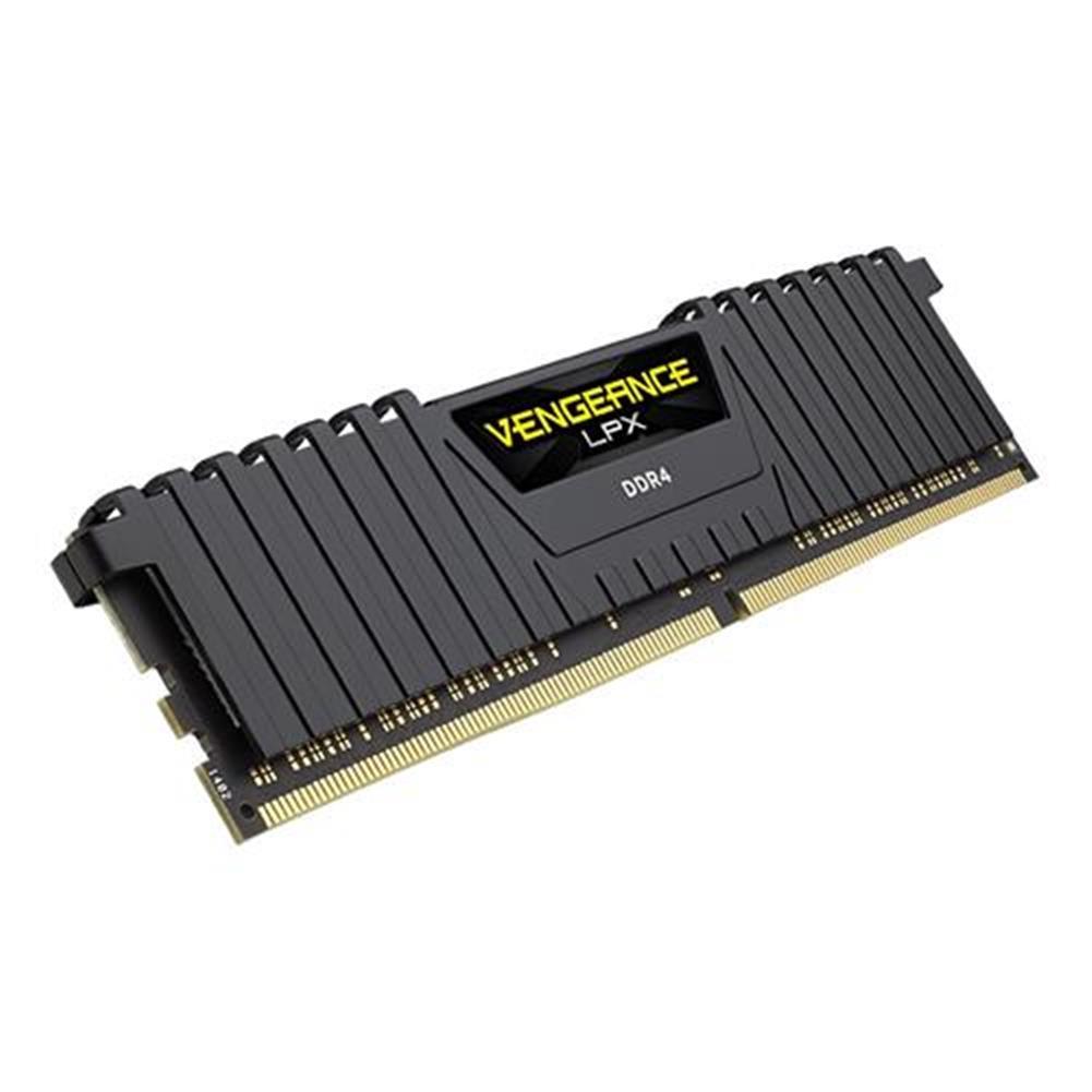 memory CORSAIR Vengeance LPX 2 x 8GB DDR4 Memory Modules DRAM 2400MHz C16 Desktop Memory Kit CMK16GX4M2A2400C16 - Black CORSAIR Vengeance LPX 2 x 8GB DDR4 Memory Modules DRAM 2400MHz C16 Desktop Memory Kit CMK16GX4M2A2400C16 Black 1