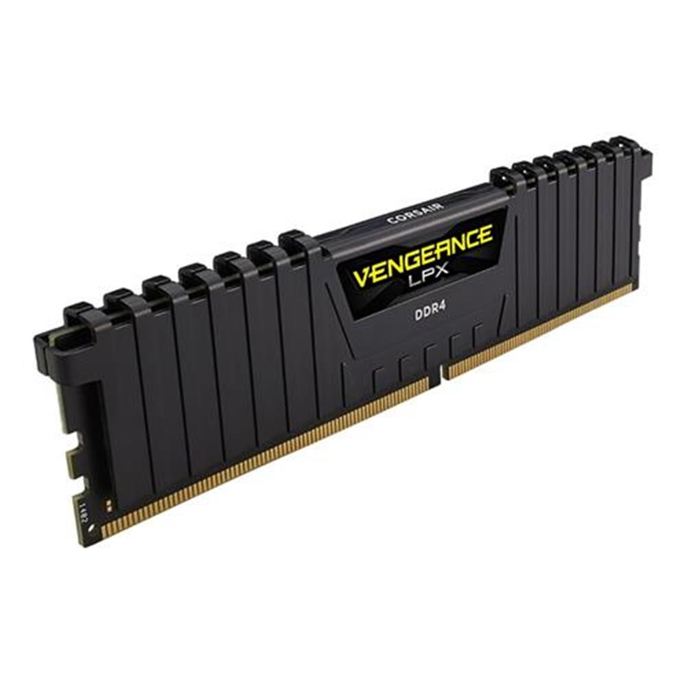 memory CORSAIR Vengeance LPX 8GB DDR4 Memory Modules DRAM 2400MHz PC4-19200 C16 Memory Kit CMK8GX4M1A2400C16 - Black CORSAIR Vengeance LPX 8GB DDR4 Memory Modules DRAM 2400MHz PC4 19200 C16 Memory Kit CMK8GX4M1A2400C16 Black 2