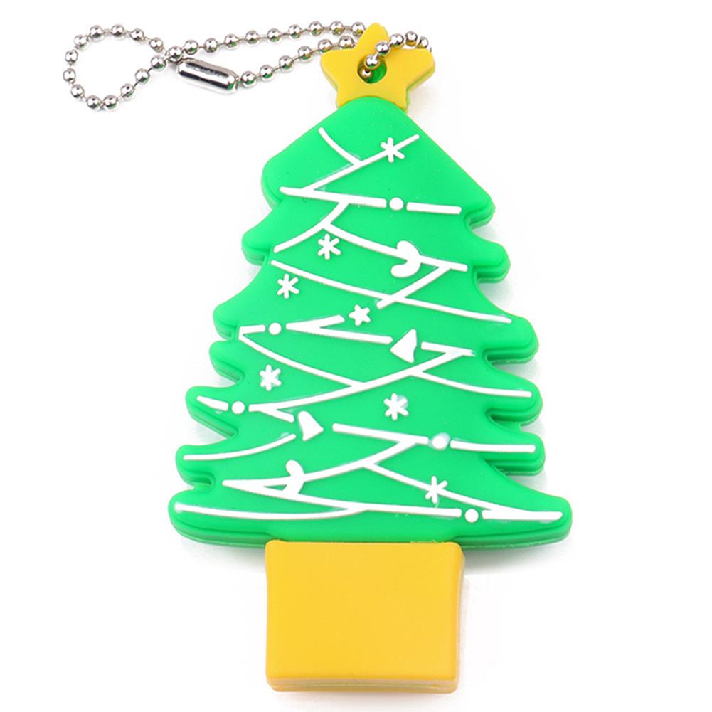 usb-flash-drives CR10105 USB Flash Drive 32G Exquisite Christmas Tree Gifts USB 2.0 For Children And Friends - Green CR10105 USB Flash Drive 32G Exquisite Christmas Tree Gifts USB 2 0 For Children And Friends Green 1