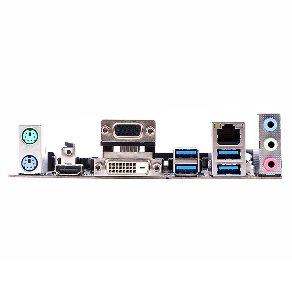 motherboards-Colorful Battle Axe C.B360M-HD PRO V20 Gaming Motherboard Intel B360 LGA 1151 mATX DDR4 SATA3 M.2 VGA+HDMI+DVI - Black-Colorful Battle Axe C B360M HD PRO V20 Gaming Motherboard Intel B360 LGA 1151 mATX DDR4 SATA3 M 2 VGA HDMI DVI Black 3