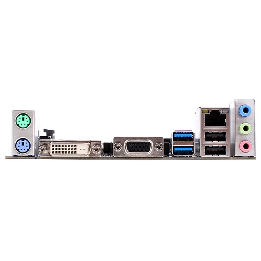 motherboards-Colorful C.H310M-K PRO V20 Motherboard Intel LGA 1151 mATX DDR4 SATA3 PCI-E3.0 USB3.0 VGA+DVI - Black-Colorful C H310M K PRO V20 Motherboard Intel LGA 1151 mATX DDR4 SATA3 PCI E3 0 USB3 0 VGA DVI Black 2