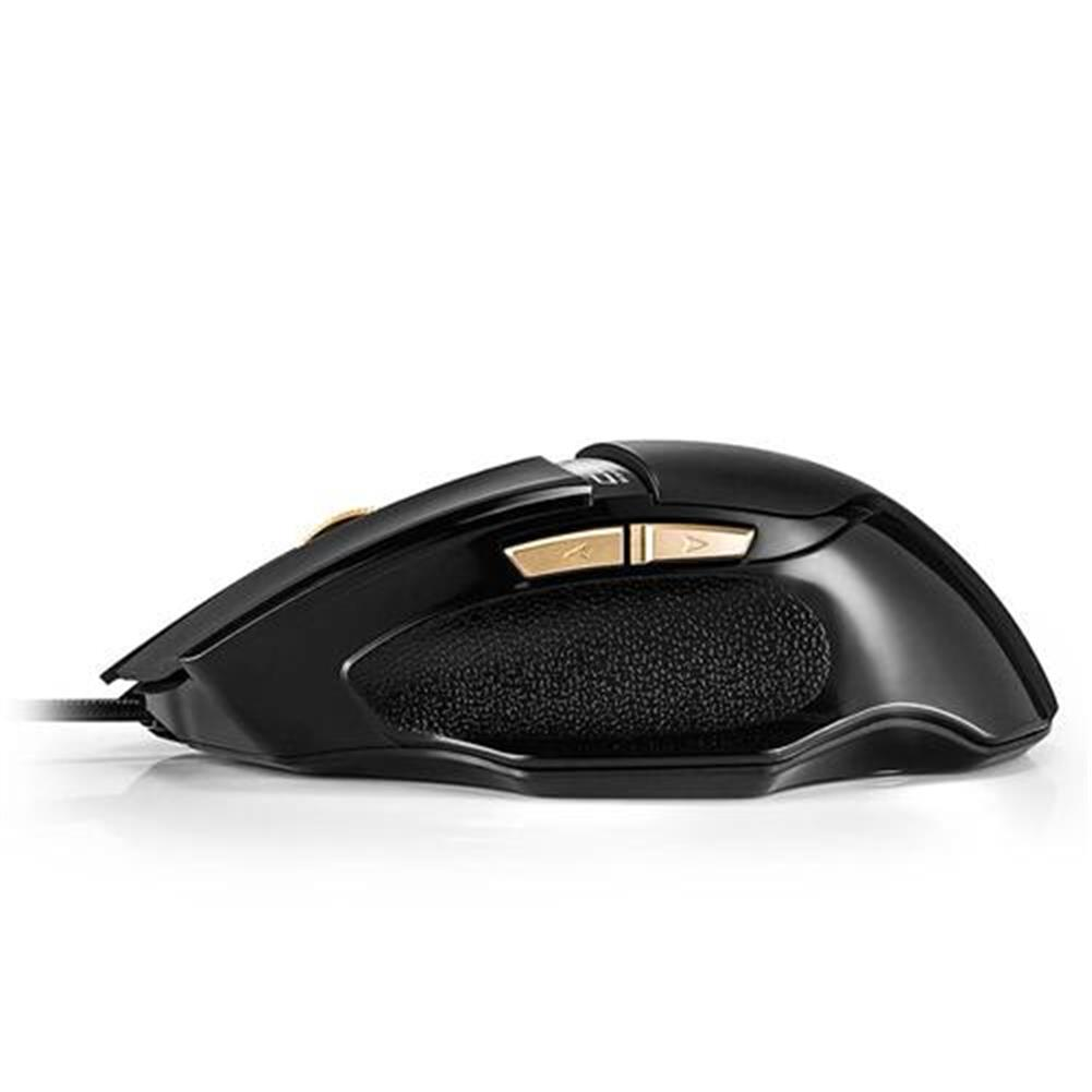 wired-mouse Combaterwing CW-90 6 Keys Gaming Mouse 3800DPI with Optical Sensor Ergonomic Design - Black Combaterwing CW 90 6 Keys Gaming Mouse 3800DPI with Optical Sensor Ergonomic Design Black 5