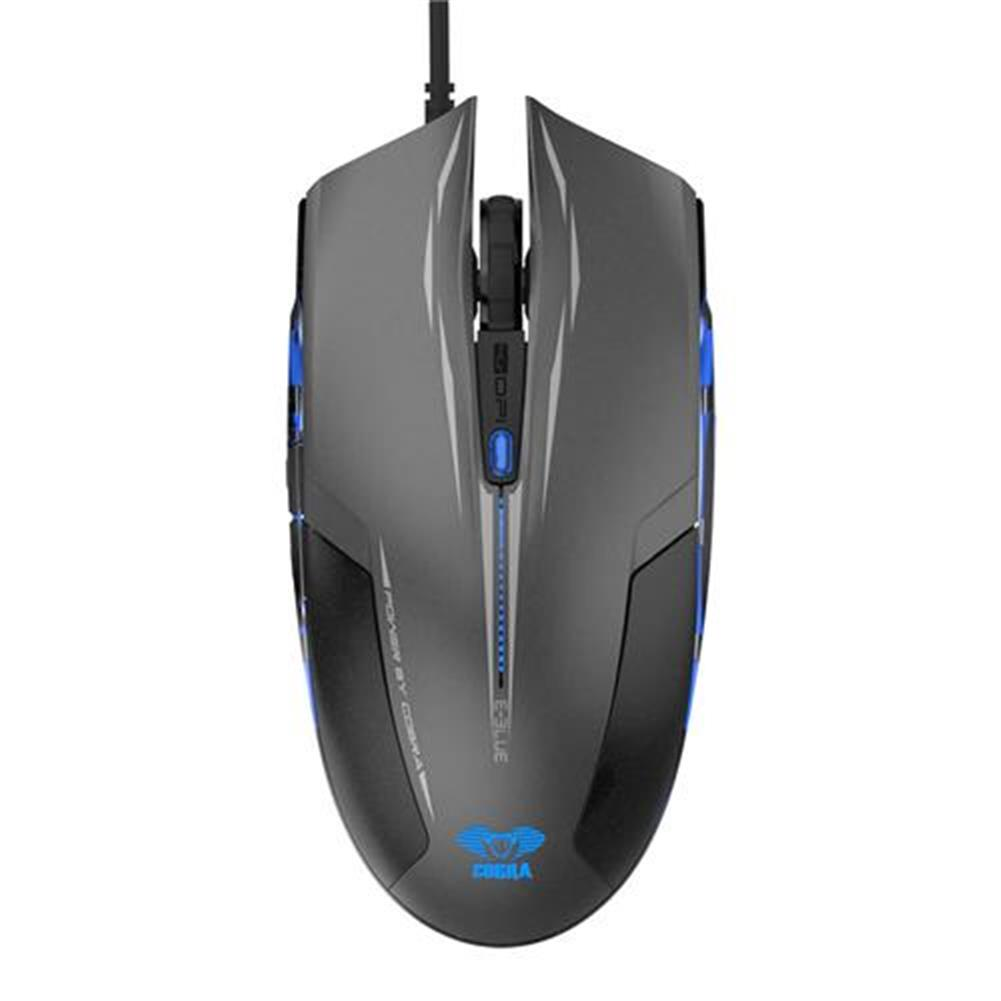 wireless-mouse-E-3LUE EMS109 Gaming Edition LED Optical Gaming Mouse with Side Control -  Black-E 3LUE EMS109 Gaming Edition LED Optical Gaming Mouse with Side Control Black