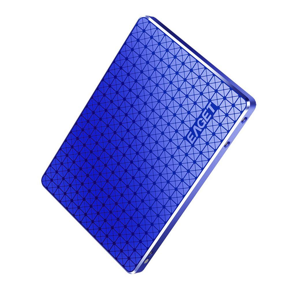 storage EAGET S500 SATA3 SSD 2.5 Inch Solid State Drive Hard Disk 512G - Blue EAGET S500 SATA3 SSD 2 5 Inch Solid State Drive Hard Disk 512G Blue 1