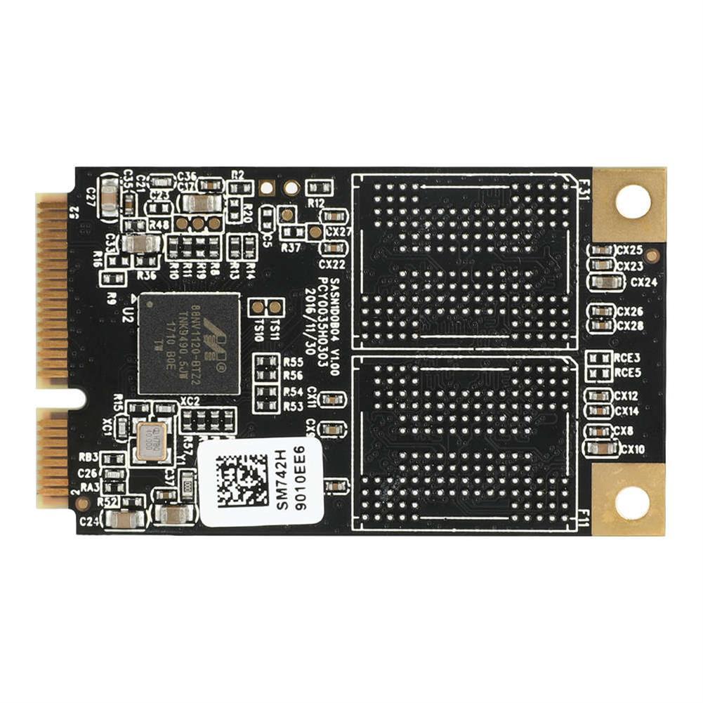 storage FORESEE S40J mSATA SSD 64G SATA III 6Gb/s - Black FORESEE S40J mSATA SSD 64G SATA III 6Gb s Black 1