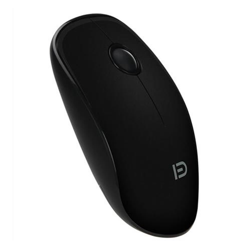wireless-mouse FUDE V8 2.4GHz Wireless Ultra Thin Mouse Compact Soundless Mice 1500DPI - Black FUDE V8 2 4GHz Wireless Ultra Thin Mouse Compact Soundless Mice 1500DPI Black 1