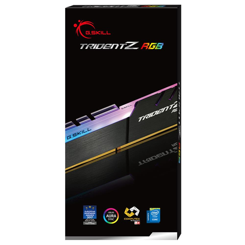 memory G.SKILL TridentZ RGB Series DDR4 3000MHz 8GB Memory Module For Desktop Computer - Black G SKILL TridentZ RGB Series DDR4 3000MHz 8GB Memory Module For Desktop Computer Black 2