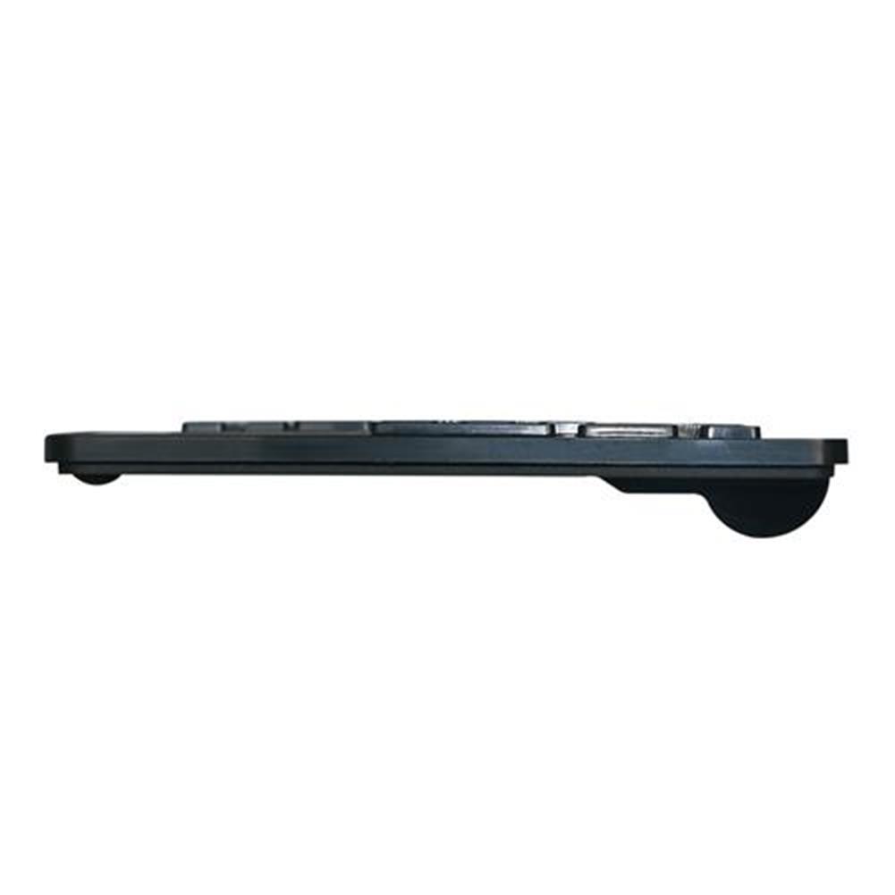 wireless-keyboards IPazzPort KP-810-55BT Bluetooth Keyboard English QWERTY Full Keyboard - Black IPazzPort KP 810 55BT Bluetooth Keyboard English QWERTY Full Keyboard Black 2