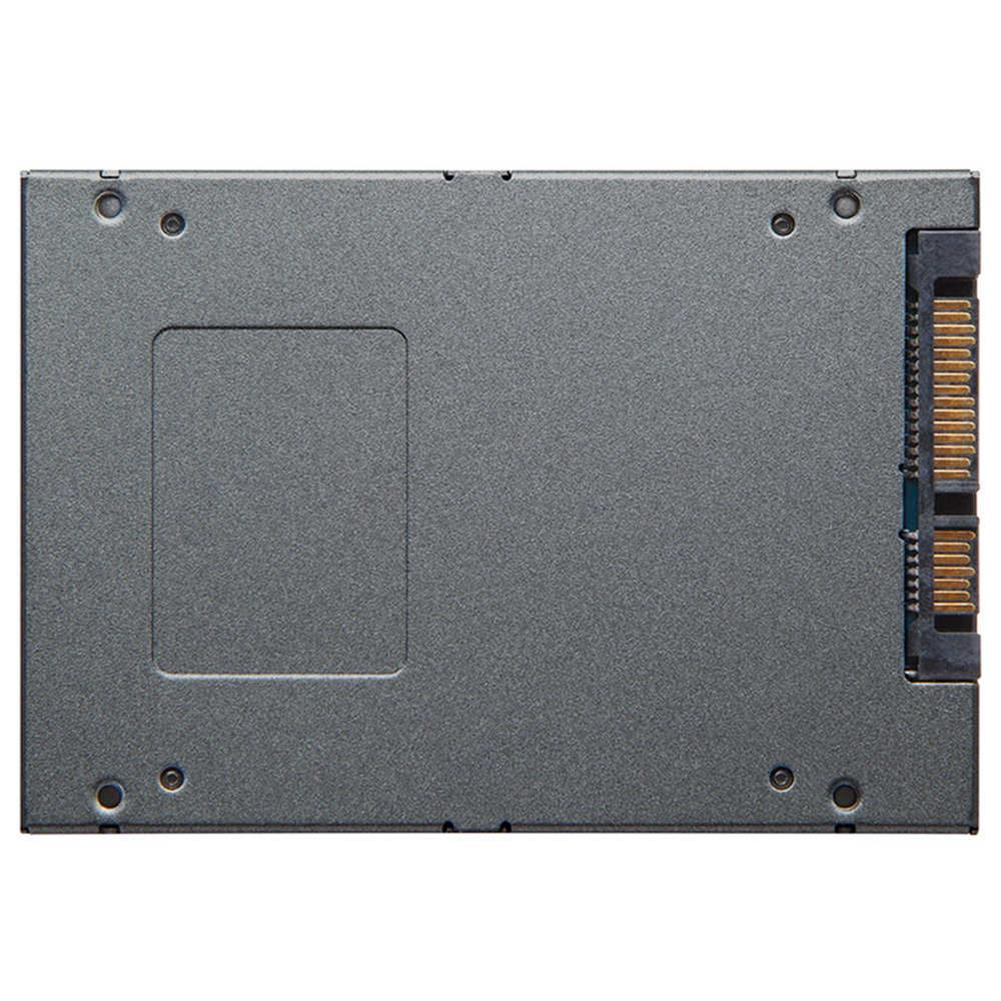 ssd-hdd-enclosures-Kingston A400 SSD 120GB SATA 3 2.5 Inch Solid State Drive SA400S37/120G For Desktops And Notebooks - Dark Gray-Kingston A400 SSD 120GB SATA 3 2 5 Inch Solid State Drive SA400S37 120G For Desktops And Notebooks Dark Gray 3