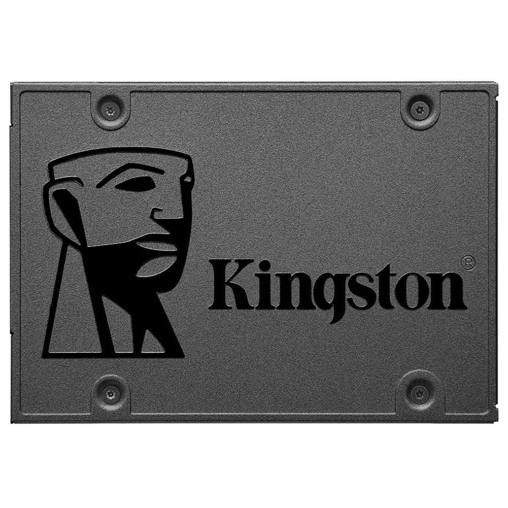 ssd-hdd-enclosures-Kingston A400 SSD 240GB SATA 3 2.5 Inch Solid State Drive SA400S37/120G For Desktops And Notebooks - Dark Gray-Kingston A400 SSD 240GB SATA 3 2 5 Inch Solid State Drive SA400S37 120G For Desktops And Notebooks Dark Gray 3