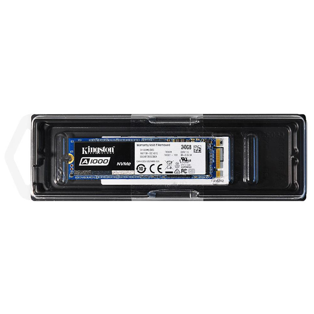 ssd-hdd-enclosures-Kingston Digital A1000 240GB PCIe NVMe M.2 2280 Internal SSD High Performance Solid State Drive - Blue-Kingston Digital A1000 240GB PCIe NVMe M 2 2280 Internal SSD High Performance Solid State Drive Blue 4