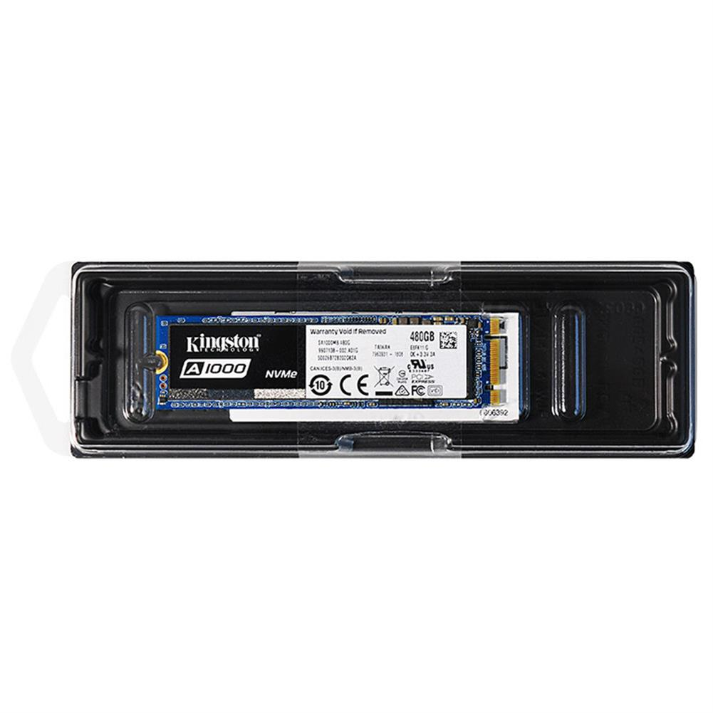 ssd-hdd-enclosures-Kingston Digital A1000 480GB PCIe NVMe M.2 2280 Internal SSD High Performance Solid State Drive - Blue-Kingston Digital A1000 480GB PCIe NVMe M 2 2280 Internal SSD High Performance Solid State Drive Blue 3