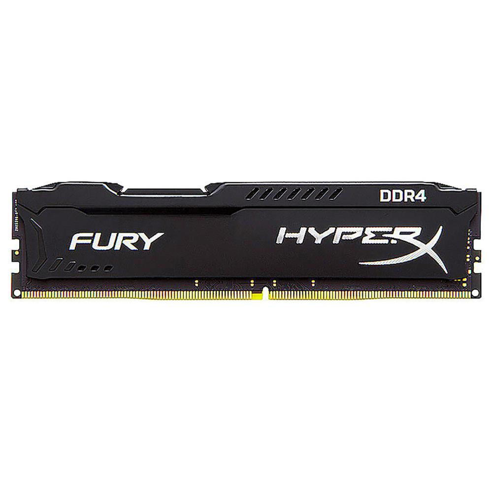memory Kingston HyperX DDR4 2400MHz 8GB Desktop Memory Module - Black Kingston HyperX DDR4 2400MHz 8GB Desktop Memory Module Black