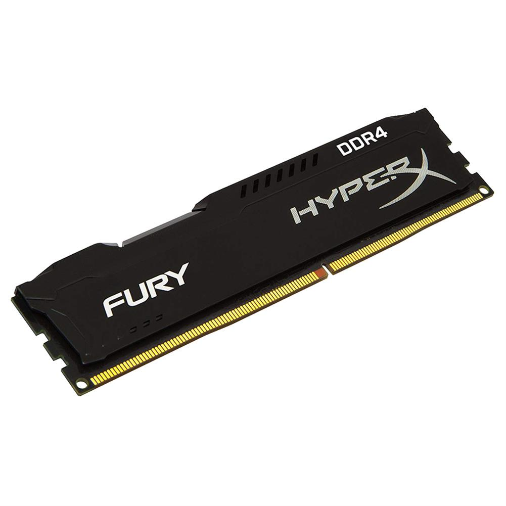 memory Kingston HyperX DDR4 2400MHz 8GB Desktop Memory Module - Black Kingston HyperX DDR4 2400MHz 8GB Desktop Memory Module Black 1