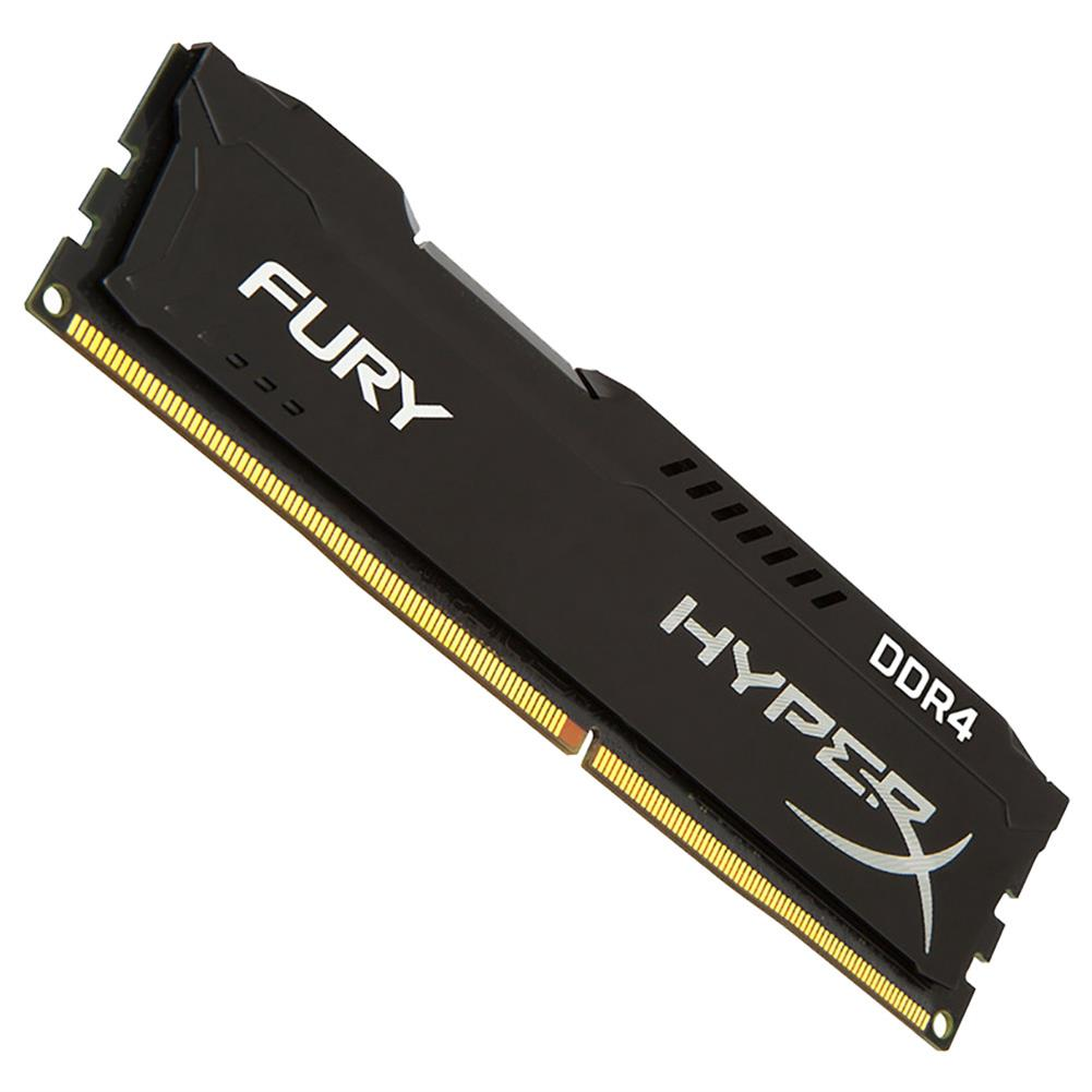 memory-modules-Kingston HyperX DDR4 2400MHz 8GB Desktop Memory Module - Black-Kingston HyperX DDR4 2400MHz 8GB Desktop Memory Module Black 3