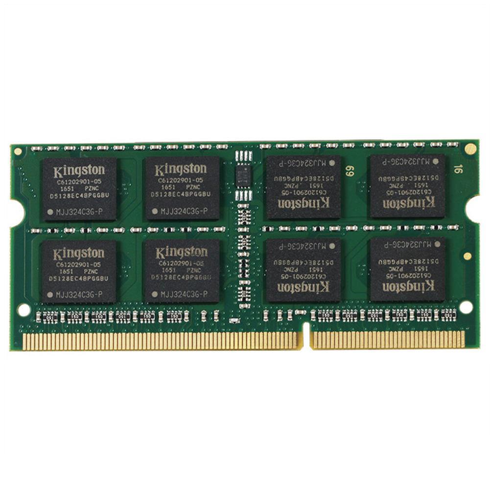 memory Kingston KVR16LS11/8-SP DDR3 1600MHz 8GB ValueRAM UDIMM Memory Module For Laptop Low Voltage Version - Green Kingston KVR16LS11 8 SP DDR3 1600MHz 8GB ValueRAM UDIMM Memory Module For Laptop Low Voltage Version Green 1