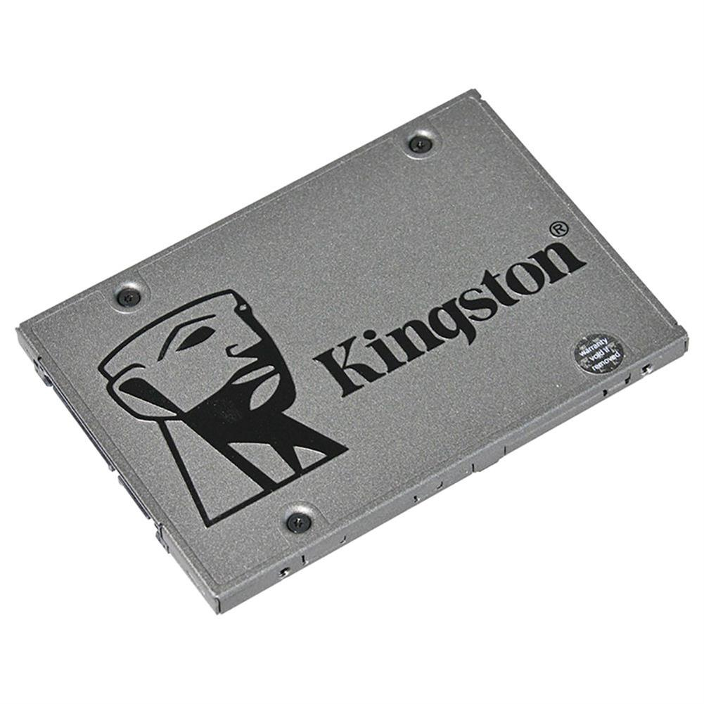 storage Kingston SUV500 120GB SSD 2.5 Inch Solid State Drive SATA Rev. 3.0 (6Gb/s) Interface Read Speed 520Mb/s - Gray Kingston SUV500 120GB SSD 2 5 Inch Solid State Drive SATA Rev 3 0 6Gb s Interface Read Speed 520Mb s Gray