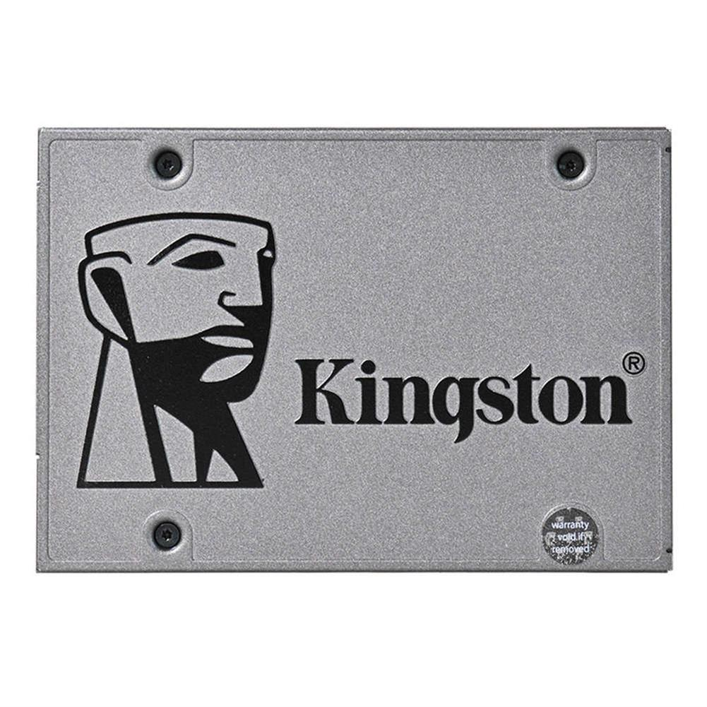 storage Kingston SUV500 120GB SSD 2.5 Inch Solid State Drive SATA Rev. 3.0 (6Gb/s) Interface Read Speed 520Mb/s - Gray Kingston SUV500 120GB SSD 2 5 Inch Solid State Drive SATA Rev 3 0 6Gb s Interface Read Speed 520Mb s Gray 1