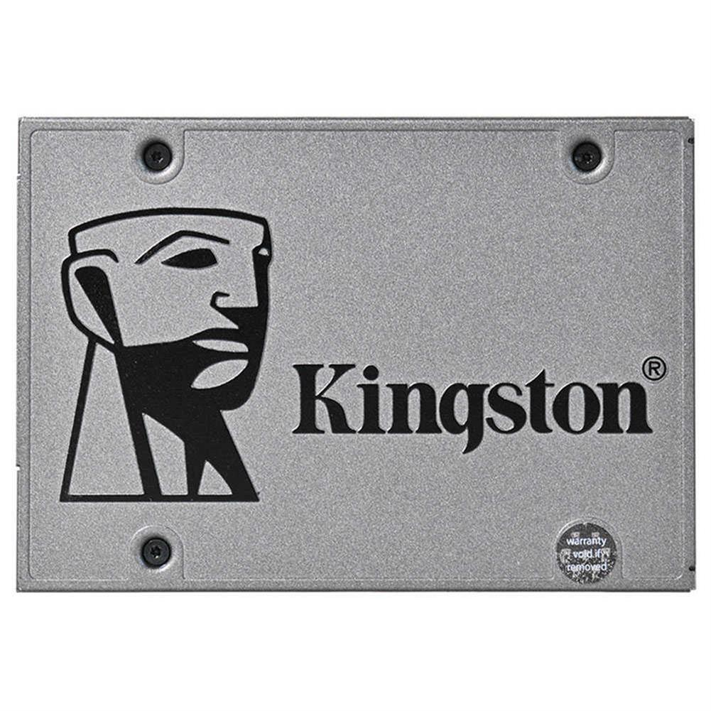 storage Kingston SUV500 240GB SSD 2.5 Inch Solid State Drive SATA Rev. 3.0 (6Gb/s) Interface Read Speed 520Mb/s - Gray Kingston SUV500 240GB SSD 2 5 Inch Solid State Drive SATA Rev 3 0 6Gb s Interface Read Speed 520Mb s Gray 1