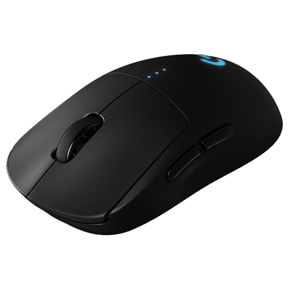 wireless-mouse Logitech G PRO Wireless Dual-mode Gaming Mouse RGB Program 16000 DPI - Black Logitech G PRO Wireless Dual mode Gaming Mouse RGB Program 16000 DPI Black 2