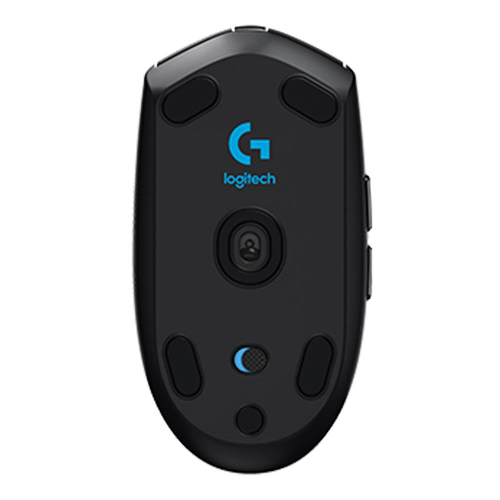wireless-mouse-Logitech G304 Lightspeed Wireless Gaming Mouse 6 Programmable Keys 12000DPI USB Interface Support Windows / Mac OS System - Black-Logitech G304 Lightspeed Wireless Gaming Mouse 6 Programmable Keys 12000DPI USB Interface Support Windows Mac OS System Black 4