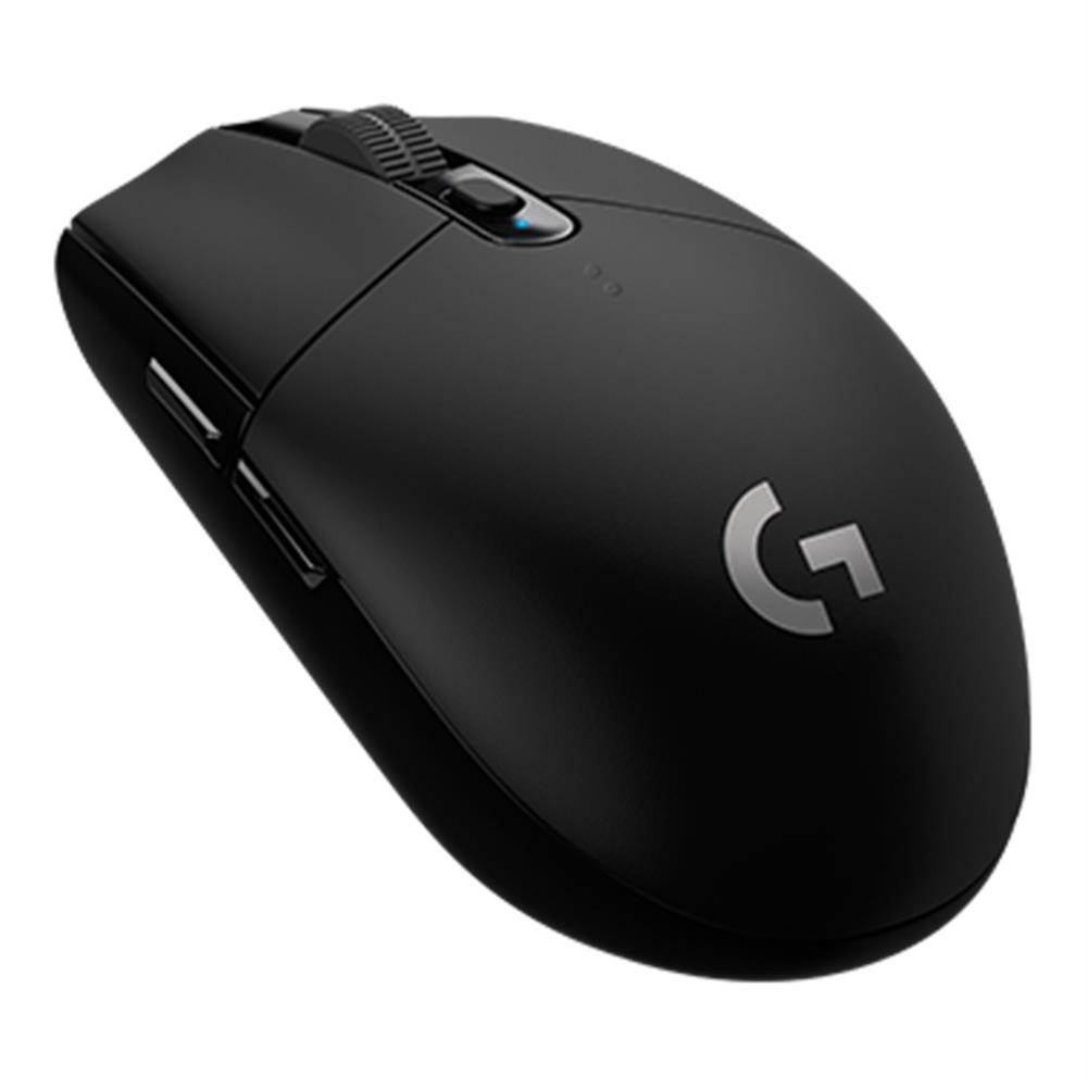 wireless-mouse-Logitech G304 Lightspeed Wireless Gaming Mouse 6 Programmable Keys 12000DPI USB Interface Support Windows / Mac OS System - Black-Logitech G304 Lightspeed Wireless Gaming Mouse 6 Programmable Keys 12000DPI USB Interface Support Windows Mac OS System Black 5