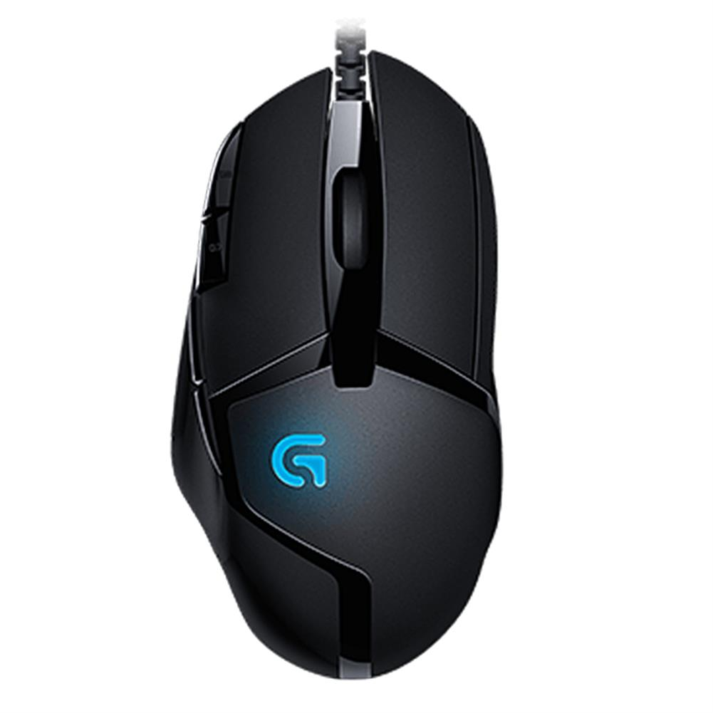 wired-mouse Logitech G402 Hyperion Fury FPS Wired Gaming Mouse 8 Programmable Keys 4000DPI - Black Logitech G402 Hyperion Fury FPS Wired Gaming Mouse 8 Programmable Keys 4000DPI Black
