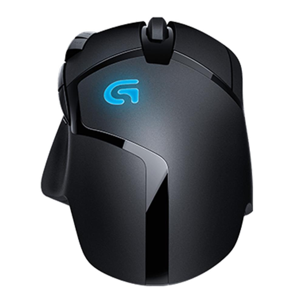 wired-mouse Logitech G402 Hyperion Fury FPS Wired Gaming Mouse 8 Programmable Keys 4000DPI - Black Logitech G402 Hyperion Fury FPS Wired Gaming Mouse 8 Programmable Keys 4000DPI Black 2