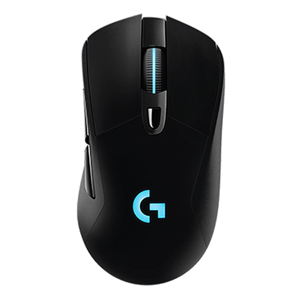 wireless-mouse Logitech G403 RGB Dual Mode Wired / 2.4G Wireless Gaming Mouse 6 Programmable Keys 12000 DPI - Black Logitech G403 RGB Dual Mode Wired 2 4G Wireless Gaming Mouse 6 Programmable Keys 12000 DPI Black