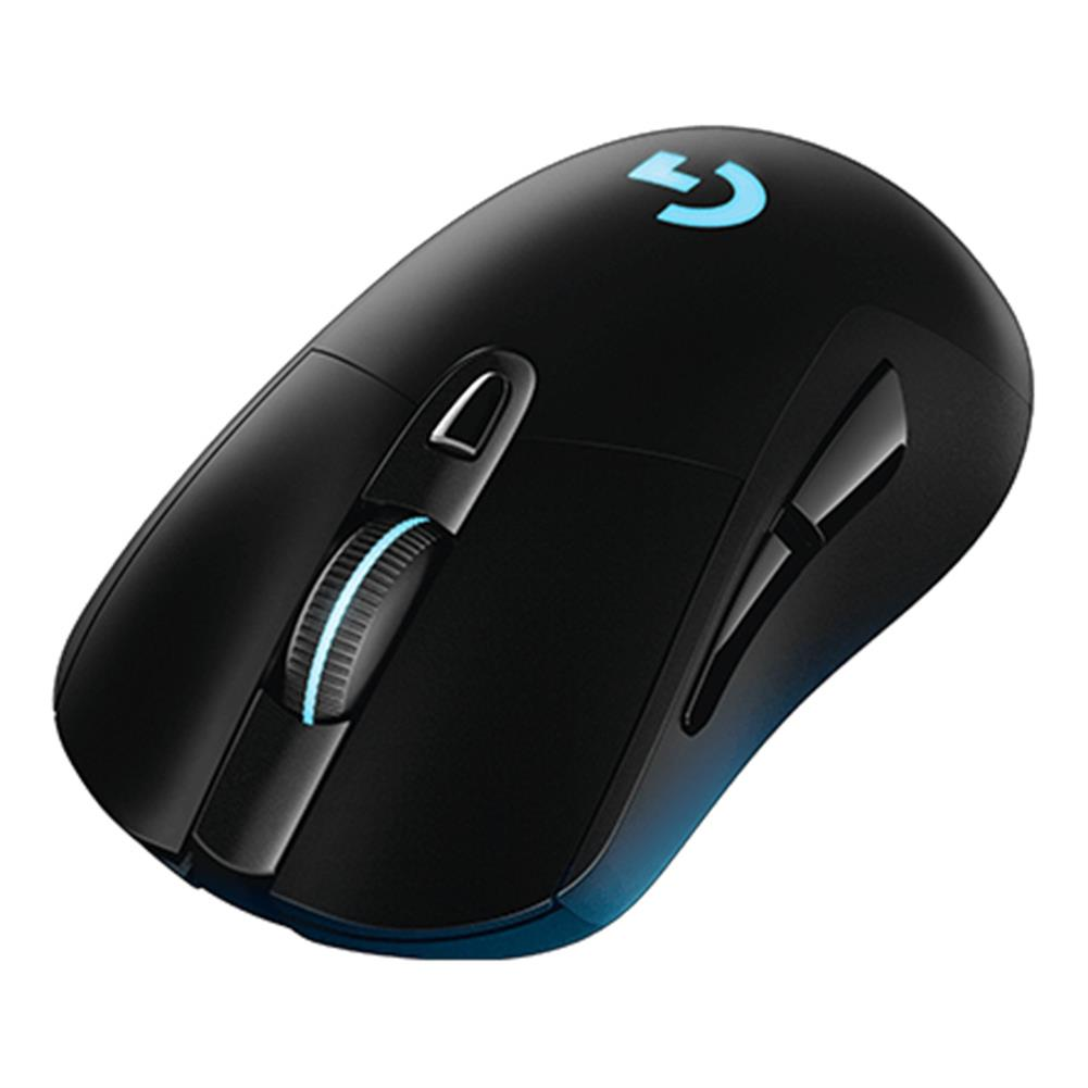 wireless-mouse-Logitech G403 RGB Dual Mode Wired / 2.4G Wireless Gaming Mouse 6 Programmable Keys 12000 DPI - Black-Logitech G403 RGB Dual Mode Wired 2 4G Wireless Gaming Mouse 6 Programmable Keys 12000 DPI Black 5