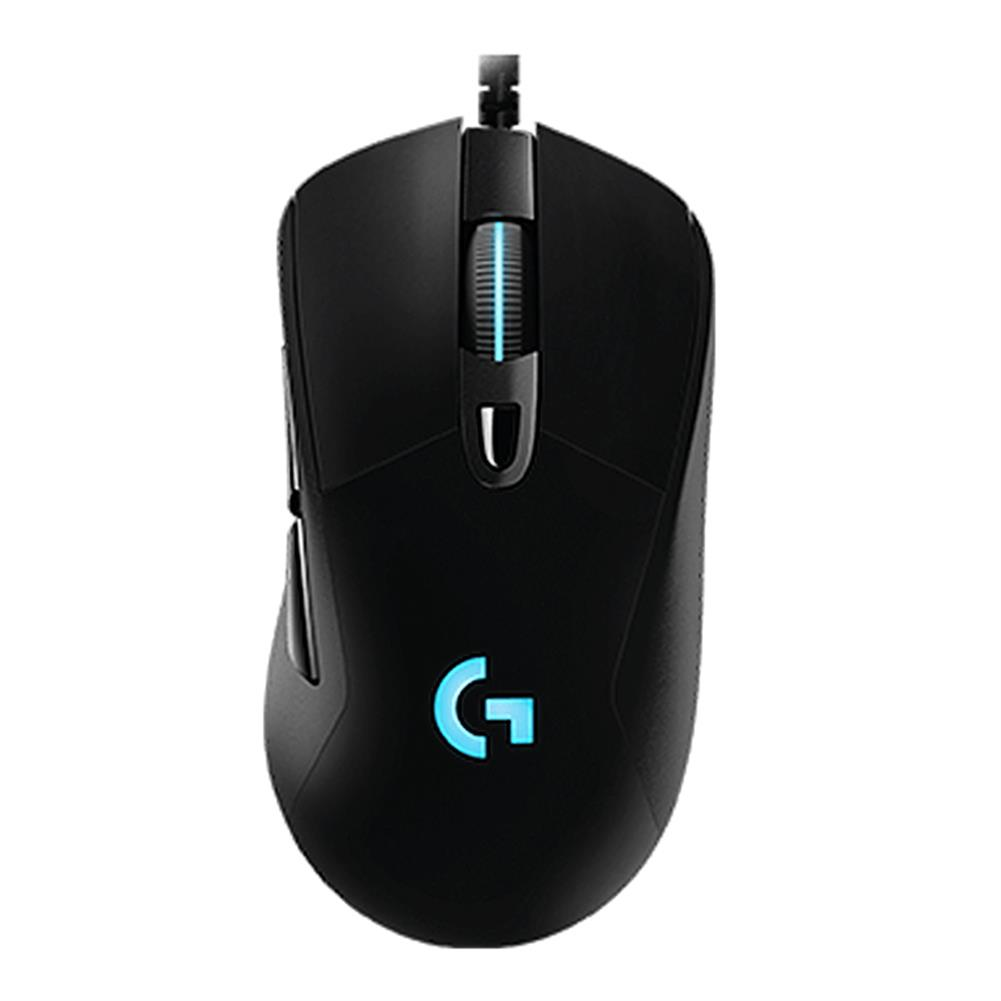 wired-mouse-Logitech G403 Wired Gaming Mouse 6 Programmable Keys 12000 DPI - Black-Logitech G403 Wired Gaming Mouse 6 Programmable Keys 12000 DPI Black
