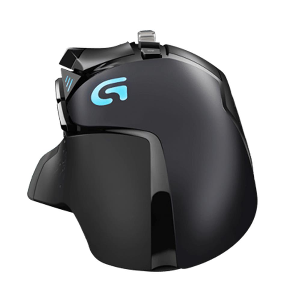 wired-mouse Logitech G502 Proteus Spectrum Wired Adaptive Gaming Mouse 12000DPI USB Computer Mouse For PC / Laptop - Black Logitech G502 Proteus Spectrum Wired Adaptive Gaming Mouse 12000DPI USB Computer Mouse For PC Laptop Black 2