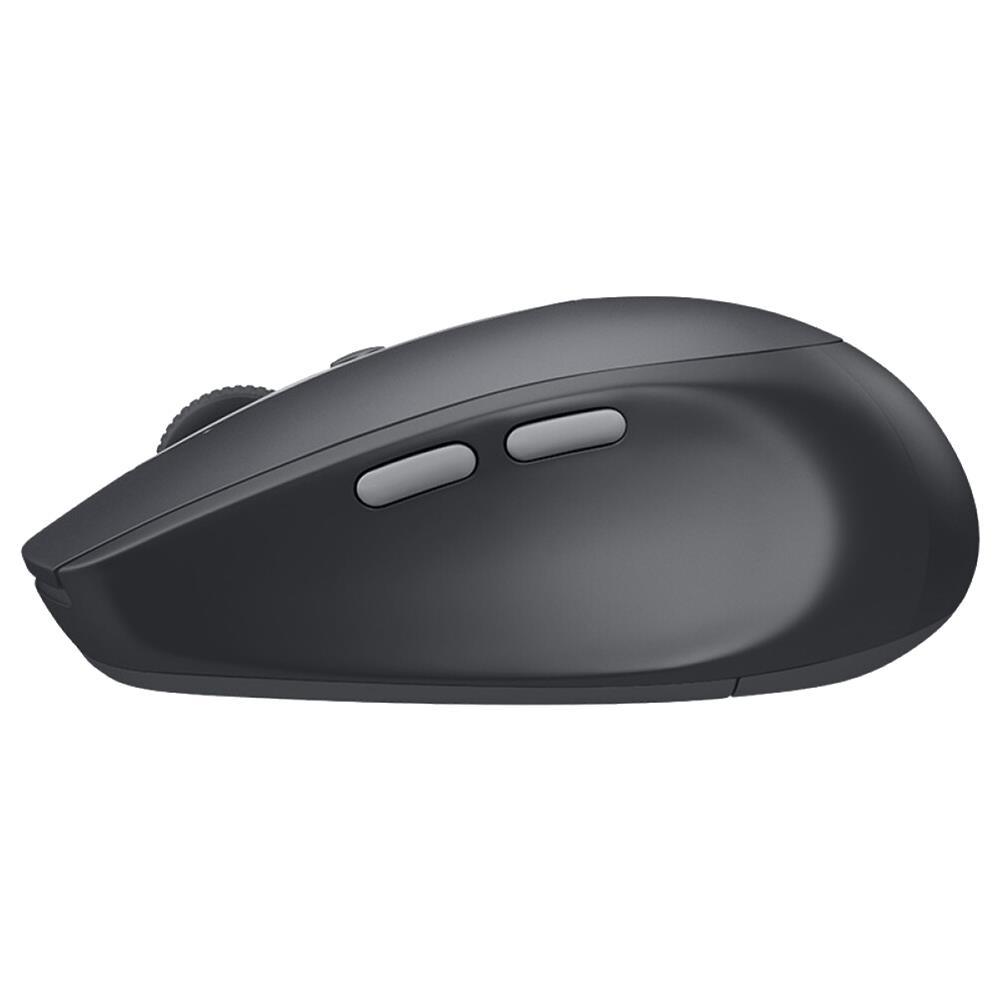 wireless-mouse-Logitech M590 Wireless Mute Mouse Bluetooth 2.4G Dual Mode Multi-device Control - Black-Logitech M590 Wireless Mute Mouse Bluetooth 2 4G Dual Mode Multi device Control Black 1