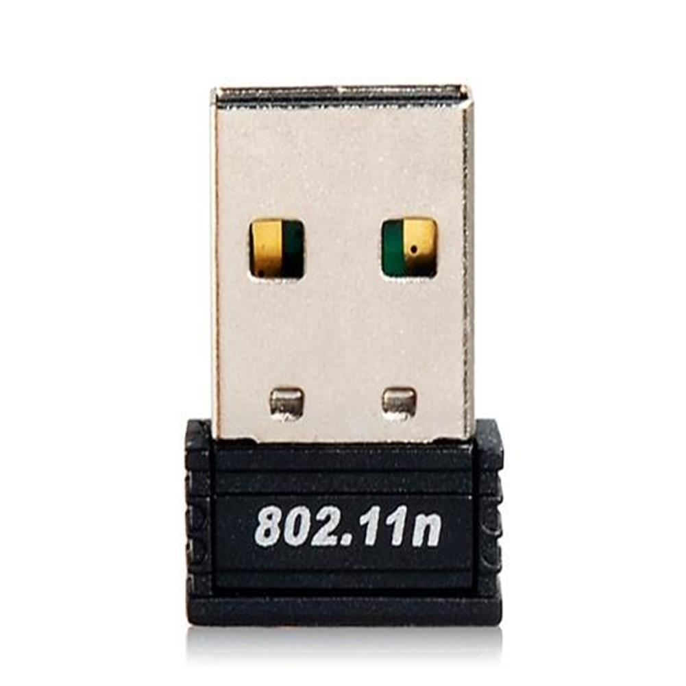usb-wi-fi-adapters-dongles Mini USB2.0 Wireless Network Card 802.11g/b/n 150Mbps - Black Mini USB2 0 Wireless Network Card 802 11g b n 150Mbps Black