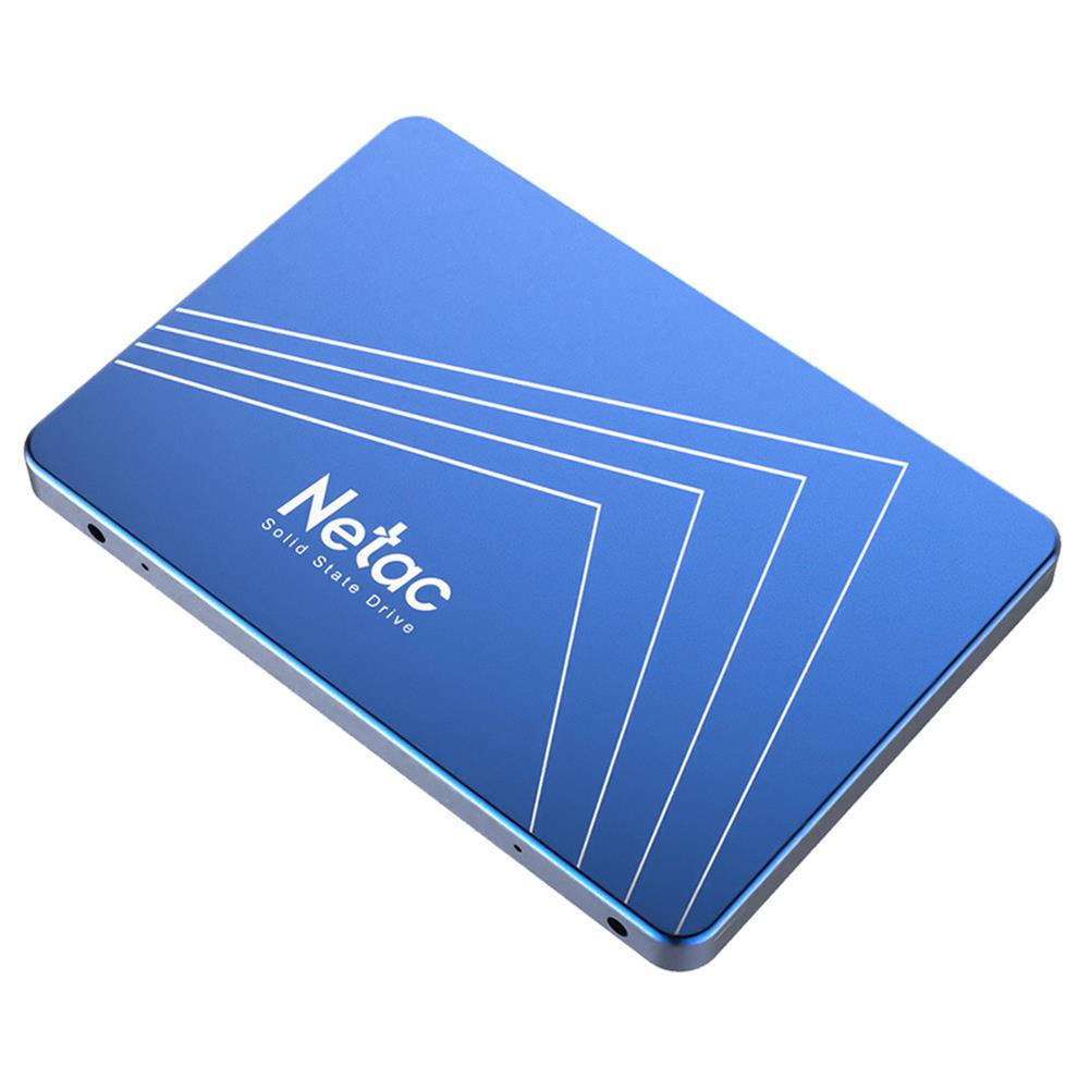 storage Netac N500S 240GB SATA3 SSD 2.5 Inch Solid State Drive Reading Speed 500MB/s - Blue Netac N500S 240GB SATA3 SSD 2 5 Inch Solid State Drive Reading Speed 500MB s Blue 1