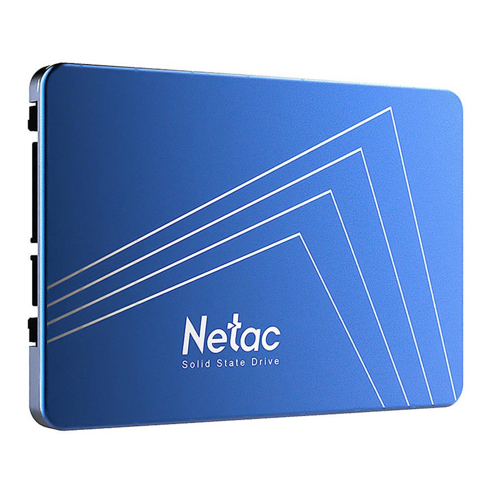 ssd-hdd-enclosures Netac N500S 240GB SATA3 SSD 2.5 Inch Solid State Drive Reading Speed 500MB/s - Blue Netac N500S 240GB SATA3 SSD 2 5 Inch Solid State Drive Reading Speed 500MB s Blue 2