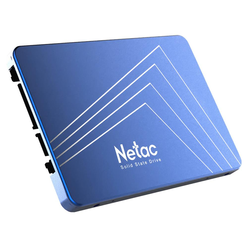 ssd-hdd-enclosures Netac N500S 240GB SATA3 SSD 2.5 Inch Solid State Drive Reading Speed 500MB/s - Blue Netac N500S 240GB SATA3 SSD 2 5 Inch Solid State Drive Reading Speed 500MB s Blue 3