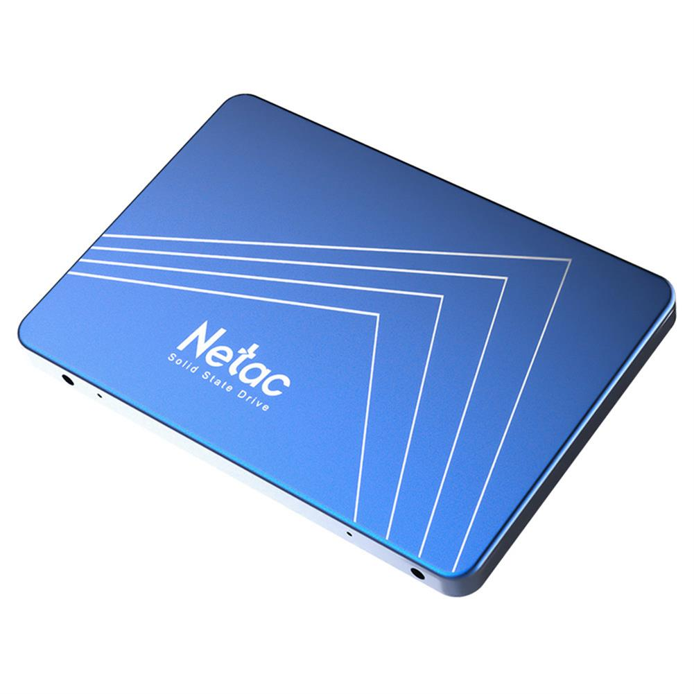 ssd-hdd-enclosures Netac N500S 240GB SATA3 SSD 2.5 Inch Solid State Drive Reading Speed 500MB/s - Blue Netac N500S 240GB SATA3 SSD 2 5 Inch Solid State Drive Reading Speed 500MB s Blue 4