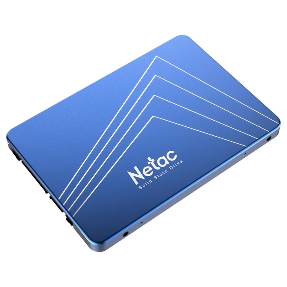ssd-hdd-enclosures Netac N500S 240GB SATA3 SSD 2.5 Inch Solid State Drive Reading Speed 500MB/s - Blue Netac N500S 240GB SATA3 SSD 2 5 Inch Solid State Drive Reading Speed 500MB s Blue 5