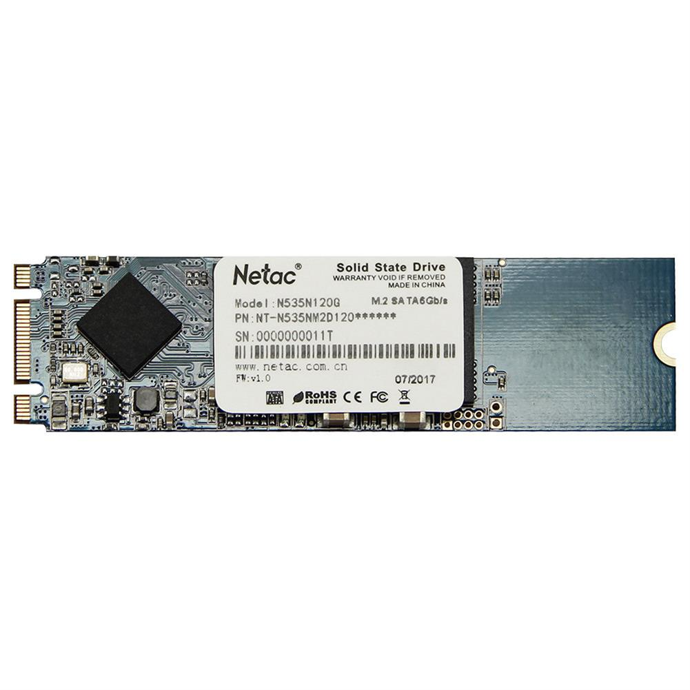 ssd-hdd-enclosures-Netac N535N 120GB SSD M.2 2280 SATA 6Gb/s Interface Solid State Drive Reading Speed 420MB/s - Marble Blue-Netac N535N 120GB SSD M 2 2280 SATA 6Gb s Interface Solid State Drive Reading Speed 420MB s Marble Blue