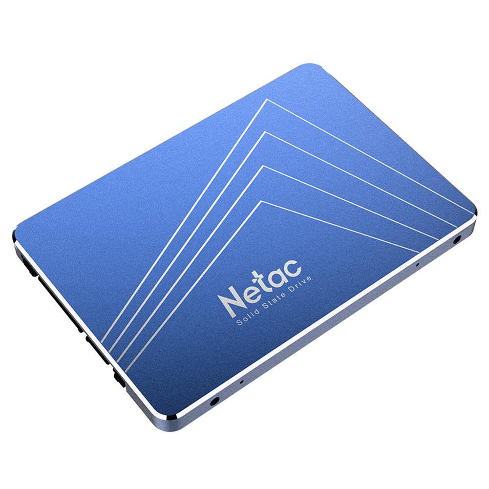 ssd-hdd-enclosures-Netac N600S 1TB SSD 2.5 Inch Solid State Drive SATA3 Interface Read Speed 500MB/s - Blue-Netac N600S 1TB SSD 2 5 Inch Solid State Drive SATA3 Interface Read Speed 500MB s Blue