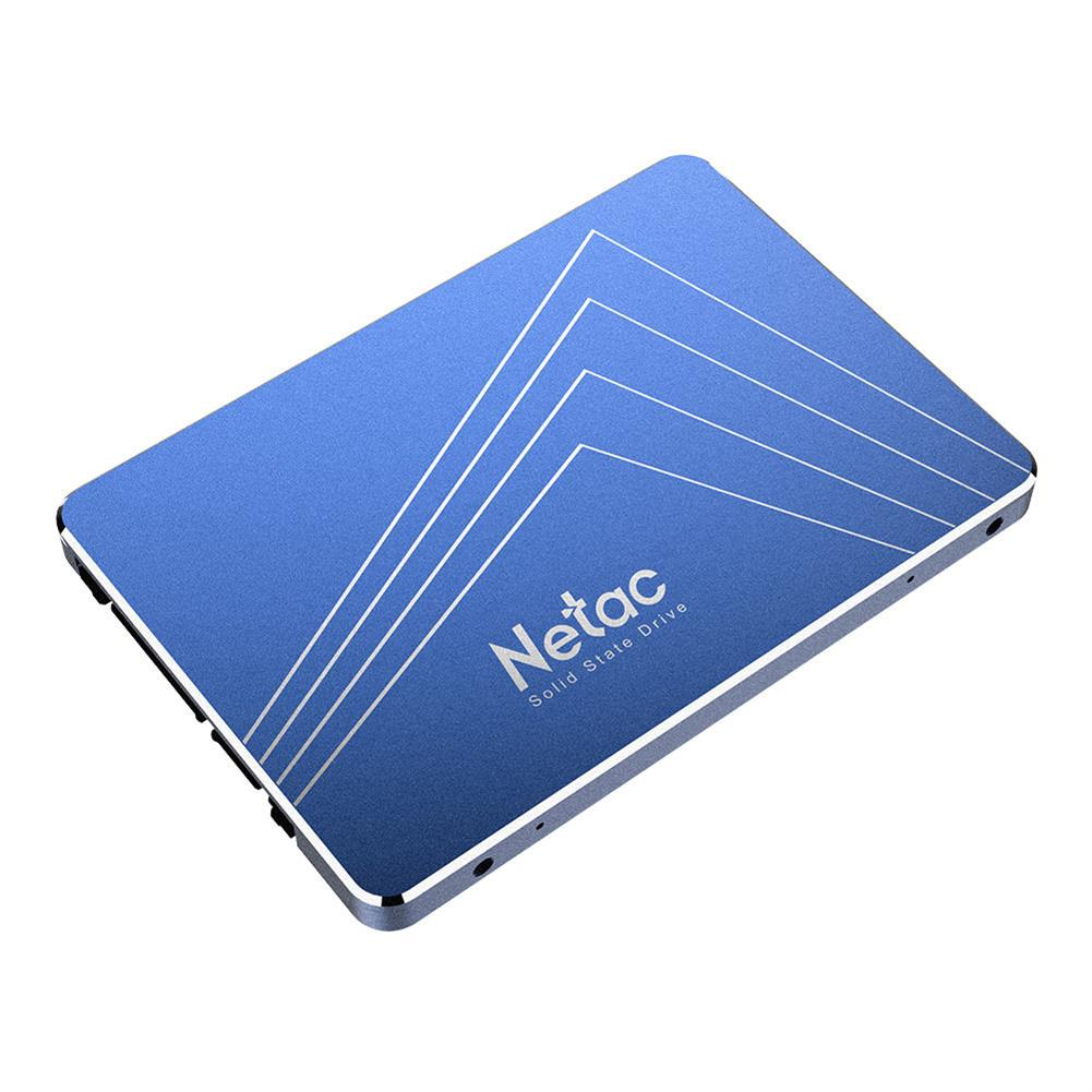 ssd-hdd-enclosures Netac N600S 512GB SSD 2.5 Inch Solid State Drive SATA3 Interface Read Speed 500MB/s - Blue Netac N600S 512GB SSD 2 5 Inch Solid State Drive SATA3 Interface Read Speed 500MB s Blue