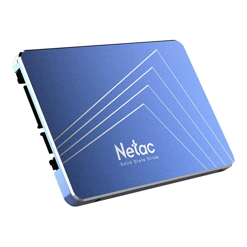 ssd-hdd-enclosures Netac N600S 512GB SSD 2.5 Inch Solid State Drive SATA3 Interface Read Speed 500MB/s - Blue Netac N600S 512GB SSD 2 5 Inch Solid State Drive SATA3 Interface Read Speed 500MB s Blue 2